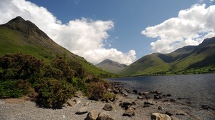 Wastwater in Wasdale