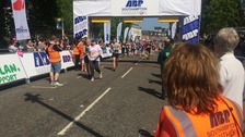 Thousands take to the city's streets for ABP Southampton Marathon