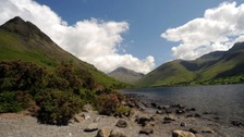 Wastwater in Cumbria