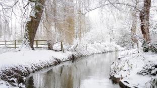 Snow shuts schools