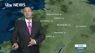 West Midlands Weather: Showers possible, breezy overnight
