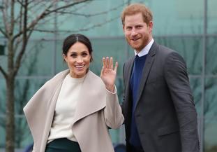 Royal visit to Northern Ireland.