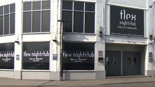 Flex nightclub in Bury St Edmunds