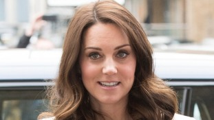 Duchess of Cambridge in early stages of third labour