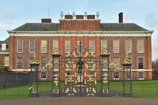 The royal baby will live at Kensington Palace