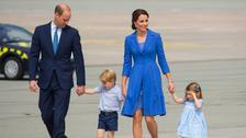 William and Kate's third royal baby in numbers