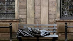 Jesus the Homeless
