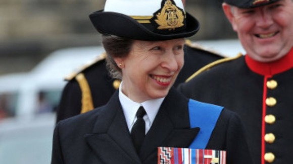 HRH The Princess royal is to visit Bolton