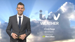 Anglia Weather: much cooler on today