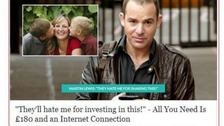 Martin Lewis calls for celeb alert as he sues Facebook over ads