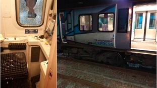 Vandal caused £110,000 of damage at Cleethorpes rail and bus sites
