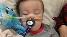 European court rejects plea from parents of Alfie Evans