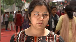 'I live in terror' - India's women speak out over nation's rape crisis