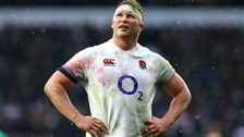 Dylan Hartley will miss England's tour of South Africa.