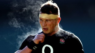 England captain Dylan Hartley ruled out for the rest of the season - including England's tour to South Africa