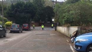 Stroud crash