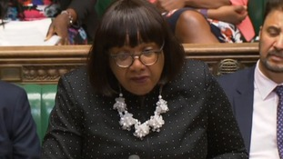 "Shadow home secretary Diane Abbott branded the incident ""one of the biggest scandals in the administration of home affairs""."