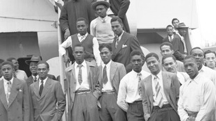 Original members of the Windrush generation arrived in the UK on the Empire Windrush ship.