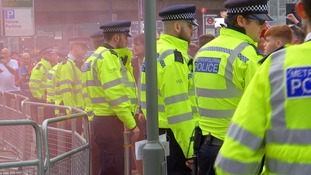 How the Met spends millions policing match days
