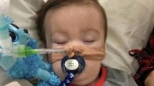 Alfie Evans granted Italian citizenship in hopes of treatment in Rome