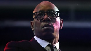 Ian Wright 'saddened' after football memorabilia sold in Storage Hunters style auction