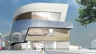Exeter leisure centre plans