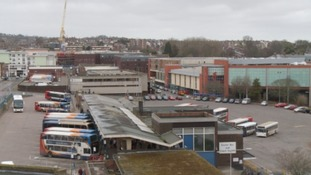 All change at Exeter bus station in June