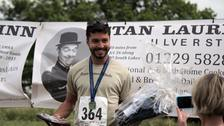 £50,000 in donations for chef who died running London marathon