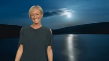 Wales Weather: Wet overnight!