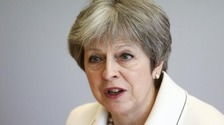 Prime Minister insists UK must leave customs union