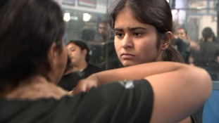 Young girls are taking self defence classes to try and protect themselves.