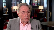 Lloyd Webber calls for better support for the arts in schools