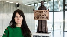 First statue of a woman to be unveiled in Parliament Square