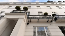 London townhouse, once the home of Julie Andrews, on sale £24 million