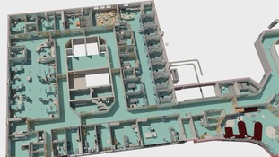 Plans for the new unit