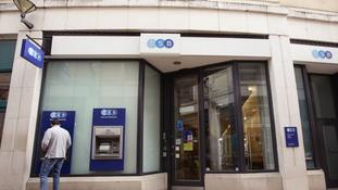 TSB customers are being forced to go to local branches instead of using online banking (PA)