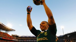 South Africa World Cup winner Habana announces he will retire at the end of the season
