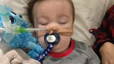 Judge plays down hopes of Alfie Evans being flown to Italy