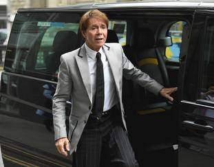 Sir Cliff has sued the BBC over its coverage of the raid.