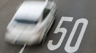 Emergency 50mph speed limits to tackle illegal pollution