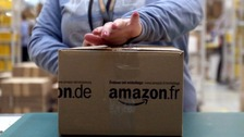 Amazon launches in-car deliveries in US