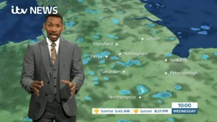 East Midlands Weather: Showers with risk of thunder later on