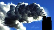File photo of a coal-fired plant.
