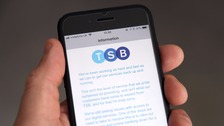 TSB boss apologises over continuing digital system chaos