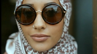Mariah Idrissi became the world's first hijab wearing model for a major campaign, for H&M.