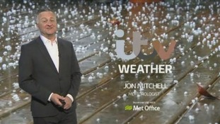 GMB weather forecast with Jon Mitchell