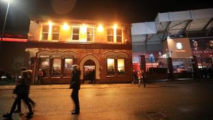Two men arrested after 53-year-old critically injured ahead of Liverpool match