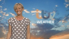 Wales Weather: Bright and blustery!