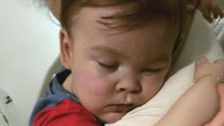 Alfie Evans' parents fight against Italy travel ban ruling