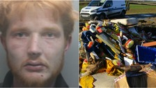 Serial fly-tipper from Hertfordshire jailed for two years